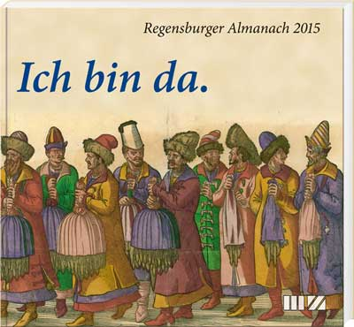 Regensburger Almanach 2015 - Cover