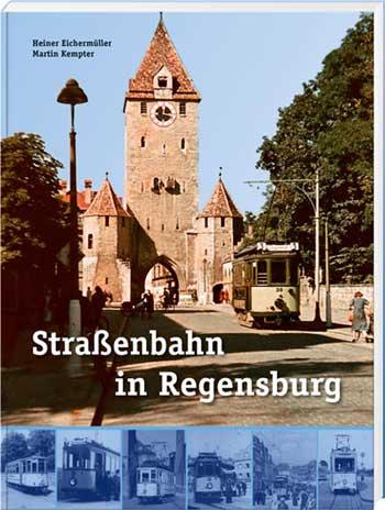Straßenbahn in Regensburg - Cover