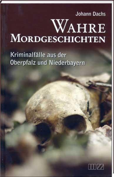 Wahre Mordgeschichten - Cover