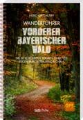 Wanderführer Vorderer Bayerischer Wald - Cover