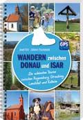 Wandern zwischen Donau und Isar - Cover