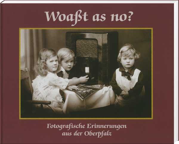 Woaßt as no? - Cover