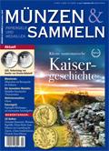 Münzen & Sammeln Ausgabe 09/2021 - Cover