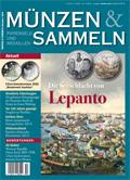 Münzen & Sammeln Ausgabe 10/2021 - Cover