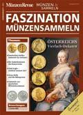 """Sonderheft """"Faszination Münzensammeln"""" - Cover"""